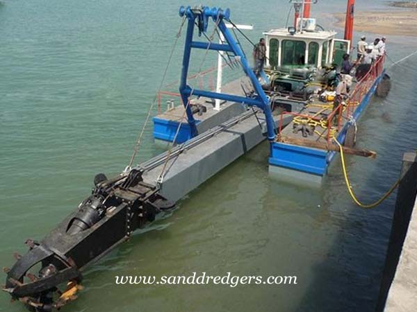 Cutter Suction Dredger Professional Sand Dredge Manufacturer