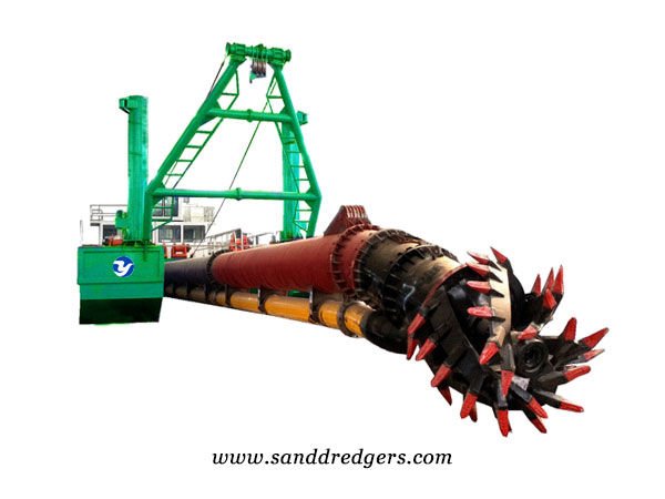 Dredging Equipment - Professional Sand Dredge Manufacturer