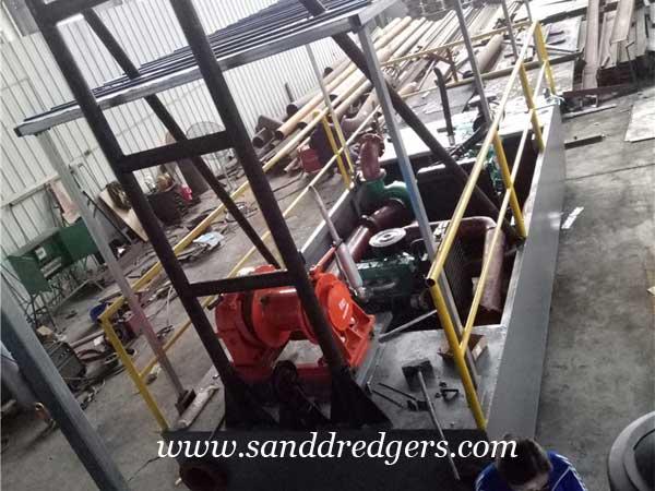 Sand dredger - professional sand suction dredger manufacturer